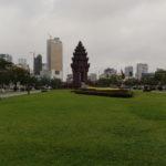 Monument de l'Indépendance, Phnom Penh, Cambodge