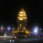 Independance monument, Phnom Penh, Cambodge