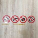 Durian interdit, Phnom Penh, Cambodge