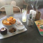 Vibe café, Phnom Penh, Cambodge