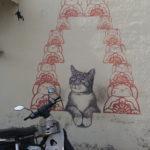 Street Art, Georgetown, Malaisie