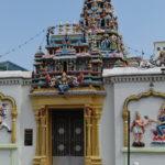 Temple hindou, Georgetown, Malaisie
