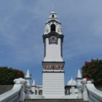 Clock tower, Ipoh, Malaisie