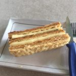 Millefeuille chez Naux Pastry, Cameron Highlands, Malaisie