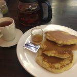 Petit-déjeuner au Amsterdam Café, Cameron Highlands, Malaisie
