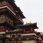 Bouddha tooth relic temple, Singapour