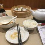 Repas chez Din Tai Fung, Singapour